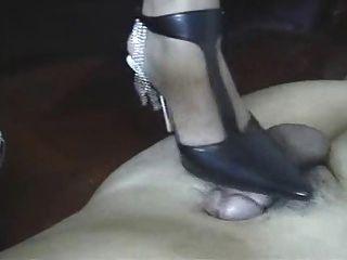 zapatos chinos de heeljob sexy