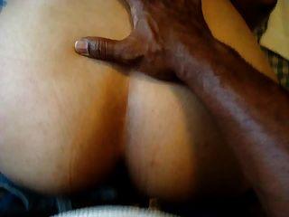 nuttin en un botín grande chica dominicana