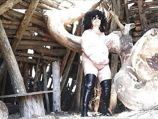 brenda sex show en un extraño paisaje