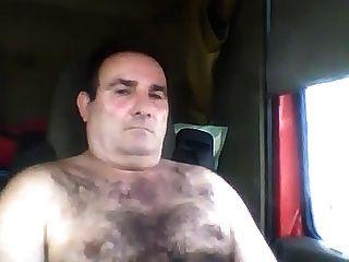 papá del camionero de paquistán