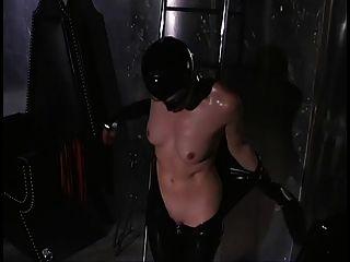 dominatrix folla a su esclavo