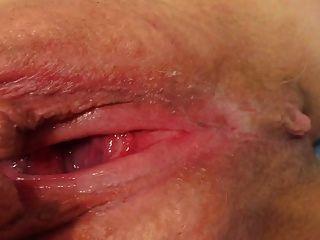 wifes coño cum real femenino orgasmo labios clítoris jugoso húmedo