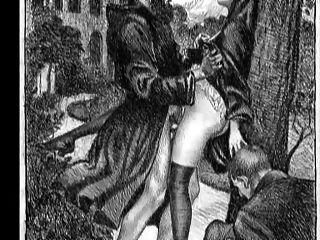 abades permisivos, monjes obscenos y monjas lascivas