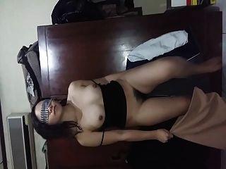 gf indonesio muestra sus coños peludos coño y culo