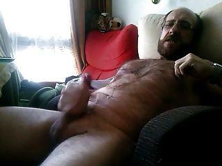 papá caliente de la mañana