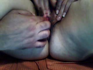mi esposa le encanta masturbarse 2