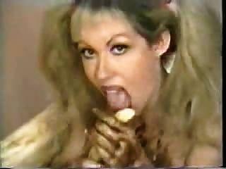 chica del chocolate del plátano por snahbrandy