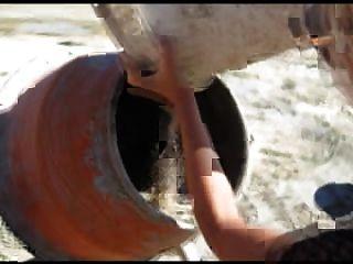 cómo hacer cemento talones mojados, zapatos, tacones de aguja.