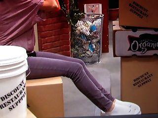 calcetines de tobillo blanco selena gomez