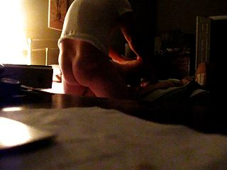 esposa anal antes de ir a la cama (por edquiss)
