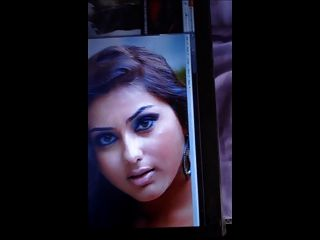 cum homenaje a la actriz indiana tamil namitha