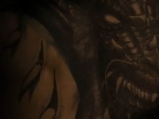 noomi rapace la chica con el tatuaje de dragón (suecia)