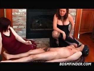 extrema femdom doble cbt