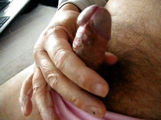 bragas de algodón rosa