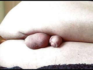 el ordeño de la próstata 5 esperma cum está fluyendo