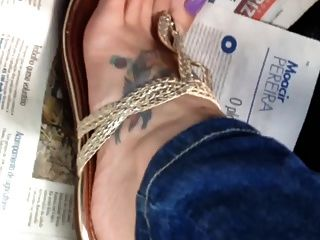 pies y dedos de los pies sexy