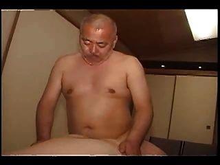 papás maduros japoneses