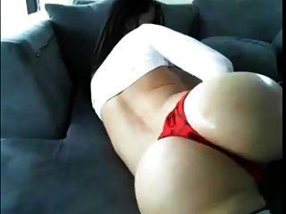juguetes sexy pornstar en la cámara