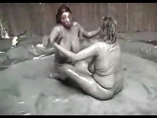 lucha de barro de tit grande (solicitado)