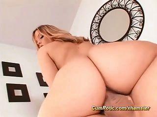 cum caliente en un culo sexy increíble