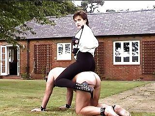 amante montando su esclavo