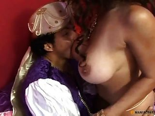 noche de sexo árabe