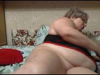 abuelita gorda en la web