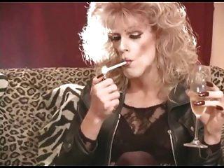 hot cd puma fumar en cuero ii