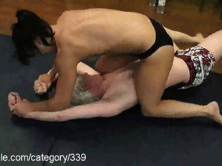 el mejor de la lucha mixta en clips4sale.com