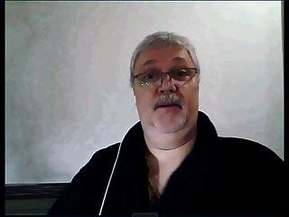 abuelo argentino en webcam