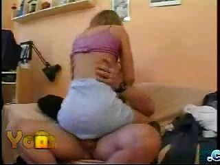 ¿cómo un git feo gordo tirar de un pájaro como ella? pt 1