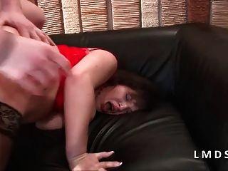 casting anal d une bonne cochonne en la casa del sexo