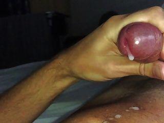 bombeo de cargas de semen en cámara lenta (compilación)