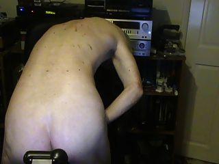 el juego anal y cum en la cámara