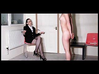 inglesa esclava chica entrenada 4