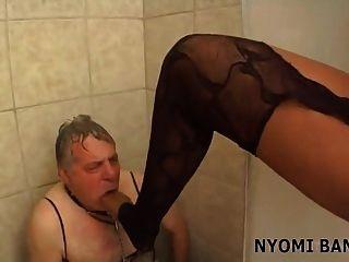 nyomi banxxx ébano teasing p2
