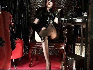 shoeplay \u0026 dangling tacones altos con amante vivian