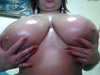 webcams 2014 rumano con grandes culos titties 3: show de petróleo
