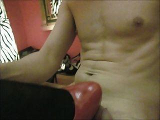 tacones rojos y eyaculación precoz