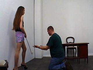 alemana chica dominación 1,2,3, parte (4)