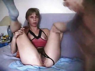 caliente alemán puta follada por big dick