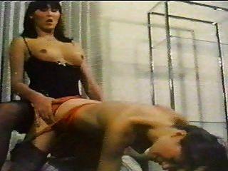 sexo retro transexual con una chica