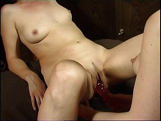 strap lesbiana