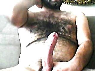 masturbándose turista oso turco ates bursa masturbates