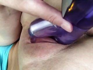 conejo vibrador masturbación