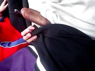 desi maly chica chupar fuking en el coche