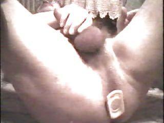 tueffis buttplug y consolador arschficksession bis geil der samen spritzt