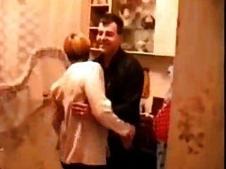bebidas rusas en la cocina se convierte en sexo