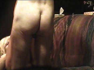 sexo caliente con darla en su top púrpura