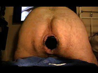 xl tapón anal perdido en mi culo ... der enchufe verschwundene